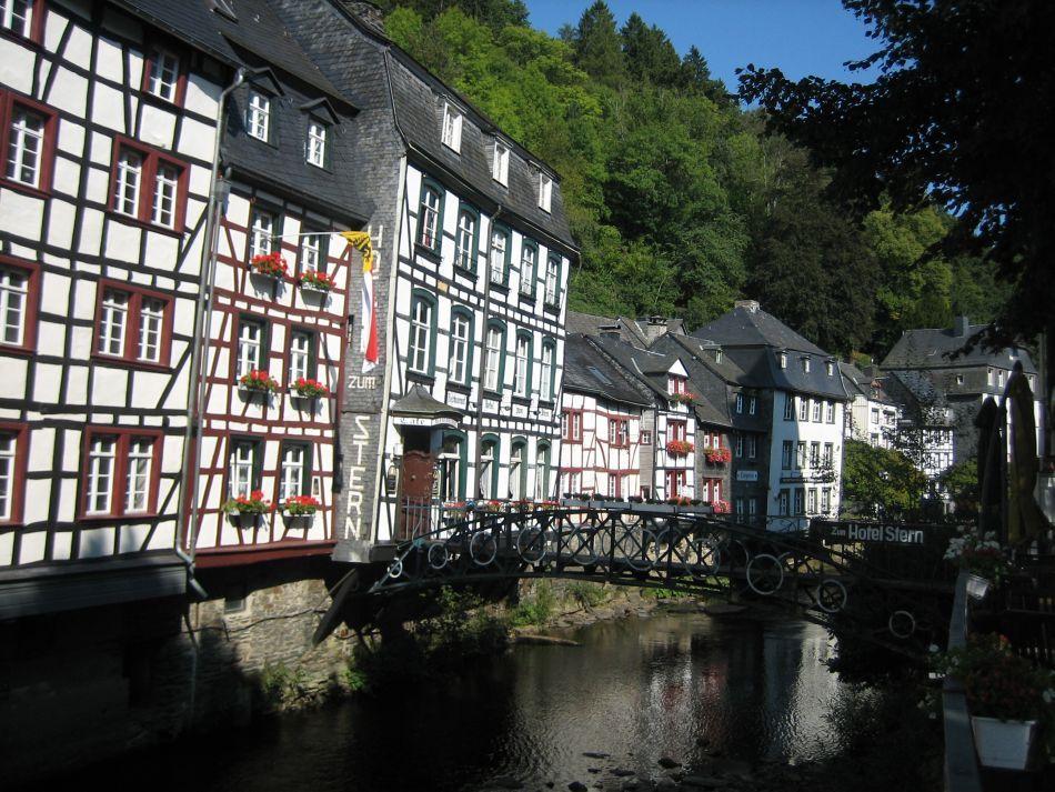 België - Van Eupen naar Monschau