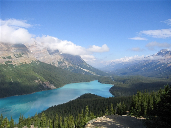 Canada - De Rocky Mountains (hotel- en lodgerondreis)