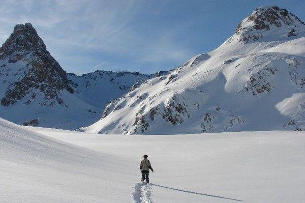 Frankrijk - Sneeuwwandelen in de Ecrins (vanuit vast verblijf)