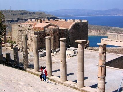 Griekenland - Lente op Rhodos