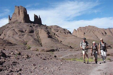 Marokko - De Saghro-woestijn