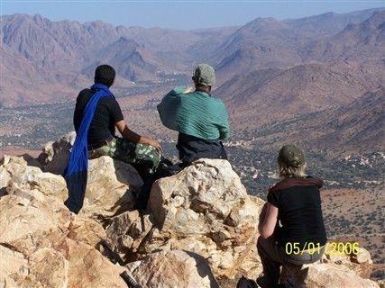 Marokko - Door de Anti-Atlas naar Tafraoute