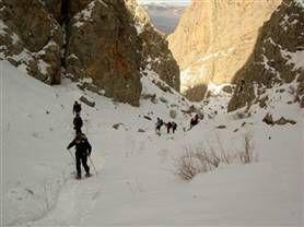 Turkije - Winterwandelen in Cappadocië en het Taurusgebergte