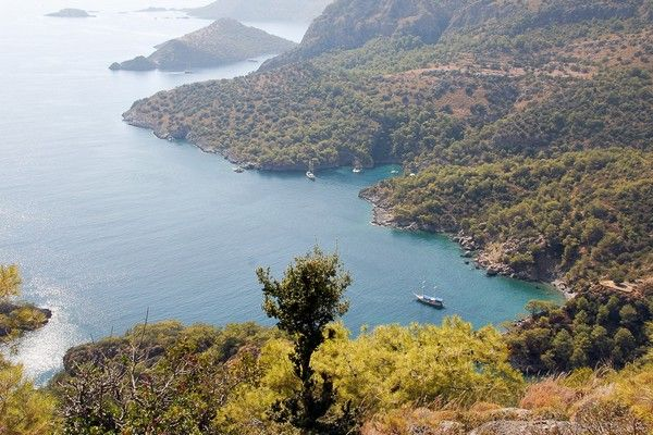 Turkije - Bergen en zee langs de Lycian Way