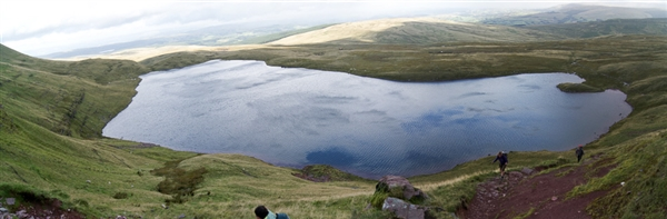 Groot-Brittannië - Wales: Brecon Beacons National Park - Altero singlereis