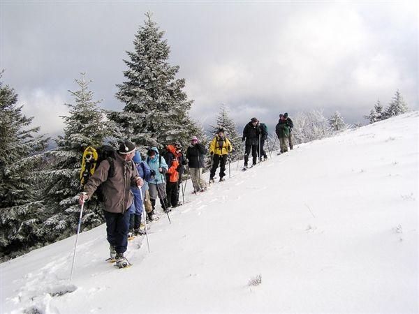 Vogezen-Op-sneeuwschoenen-over-de-Ballons-des-Vosges