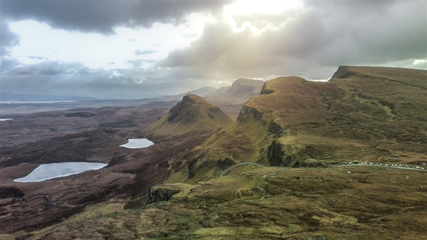 Groot-Brittannië - Schotland: Skye is the limit