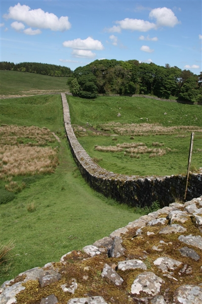 Groot-Brittannië - Hadrian's Wall Path